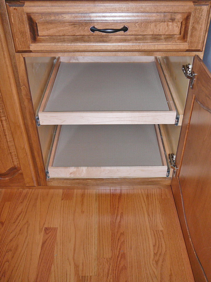 How To Replace Kitchen Cabinet Drawer Slides Drawers Cabinet - Kitchen cabinet drawer rails