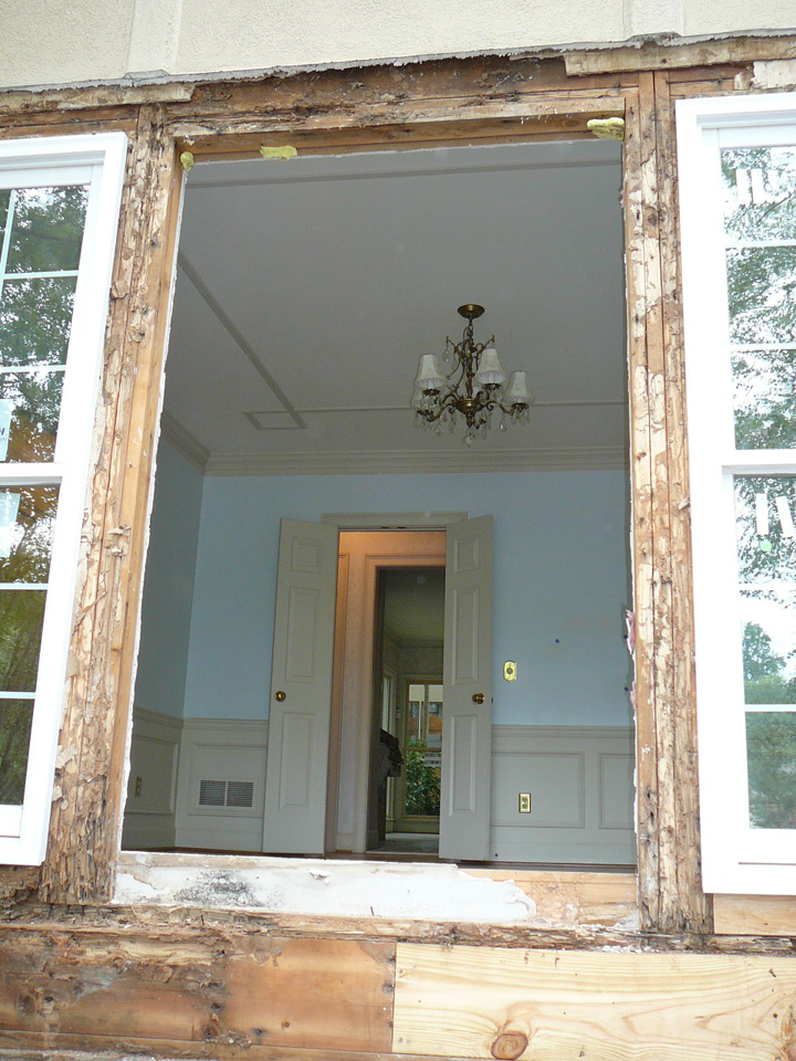 Big Bear Construction New Windows Amp Front Door